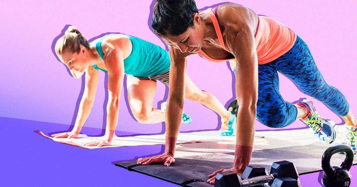 Система табата для похудения - стройная фигура всего за 4 минуты в день
