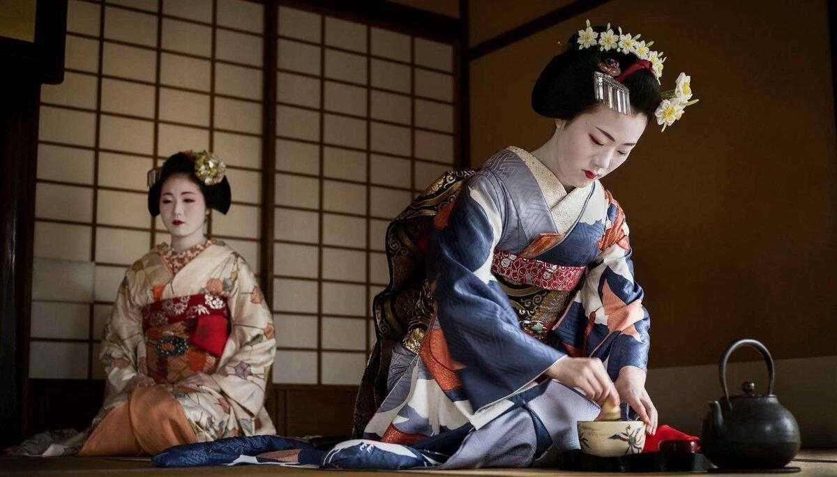Секреты красоты и молодости японок