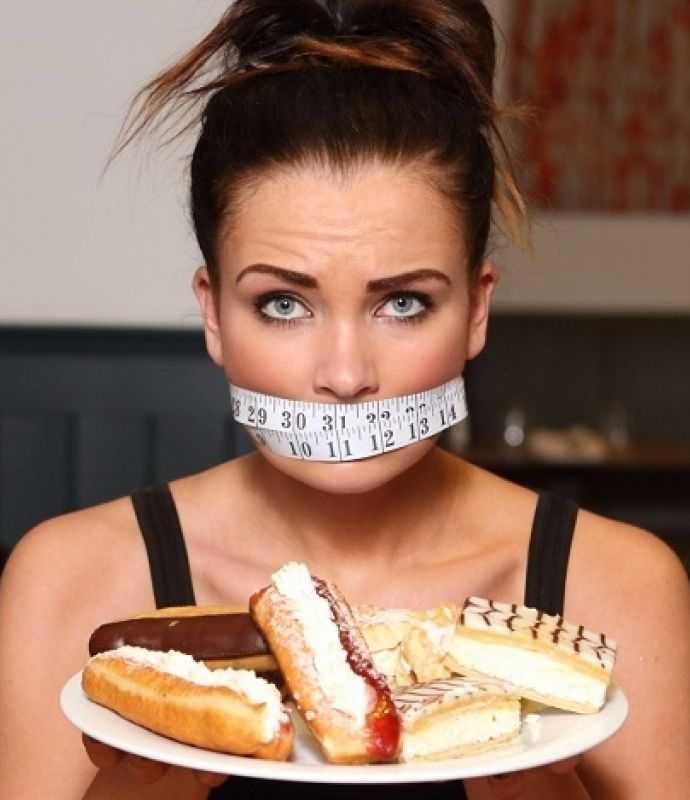 Как отказаться от сладкого для похудения и здоровья