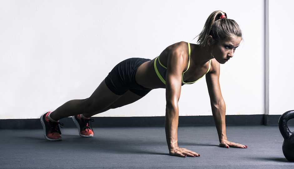 Db15: комплекс 15-минутных тренировок от daily burn