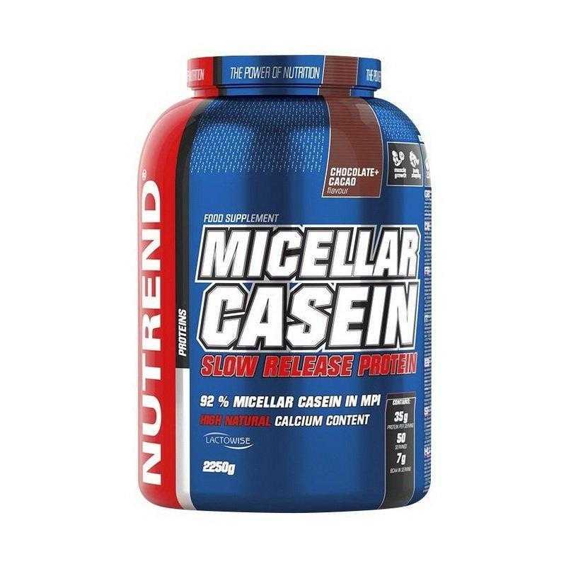 Протеин казеин: польза для набора мышечной массы и похудения