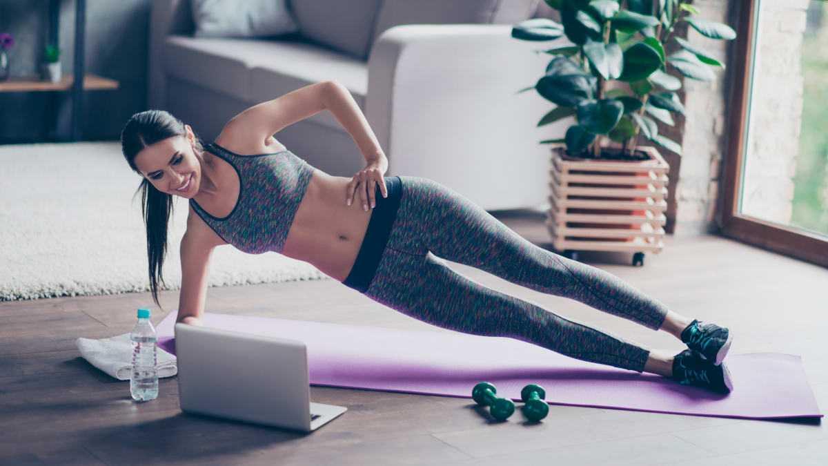 7 тренировок для всего тела от тренеров DailyBurn
