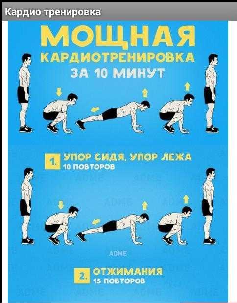 Кардио упражнения для похудения дома: аэробные тренировки для сжигания жира в домашних условияхwomfit