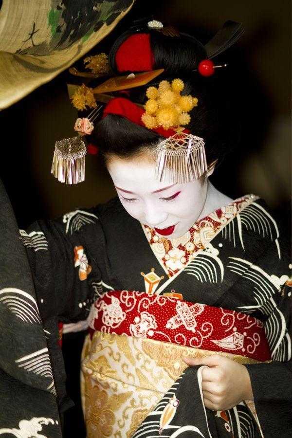 Женщины-легенды: секреты красоты японских гейш: красота и уход - мода на relook.ru
