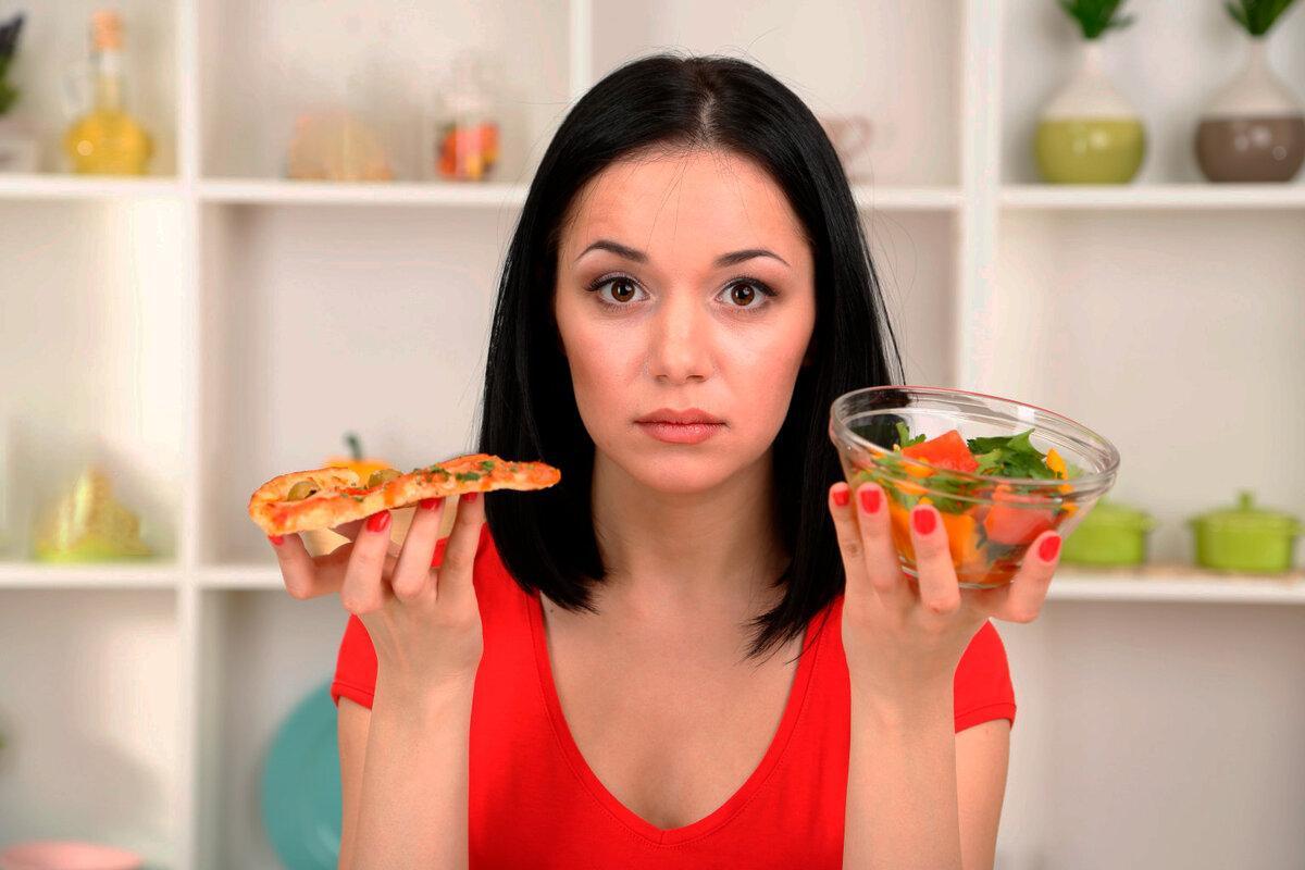 Как начать правильно питаться и не бросить