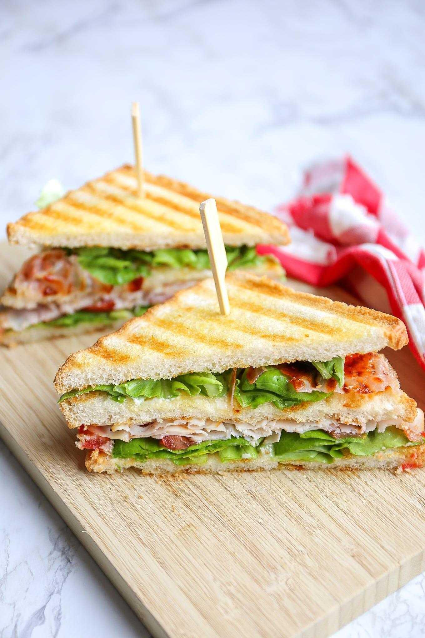 Пошаговые рецепты приготовления вкусных сэндвичей с фото