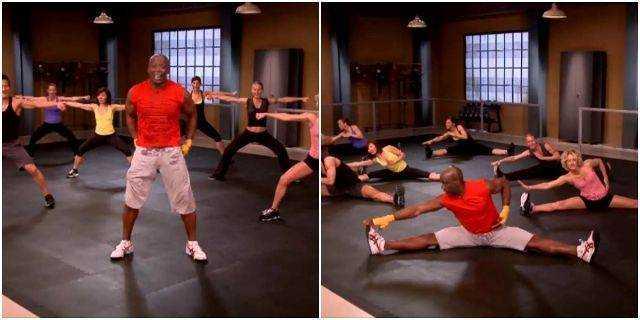 Insane abs: тренировка для плоского живота от билли блэнкса