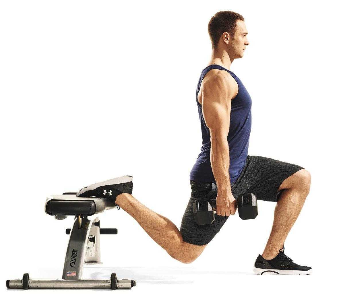 Изометрические упражнения для похудения в домашних условиях