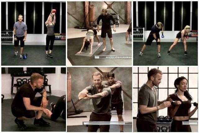 Боб харпер: total body transformation. обзор программы