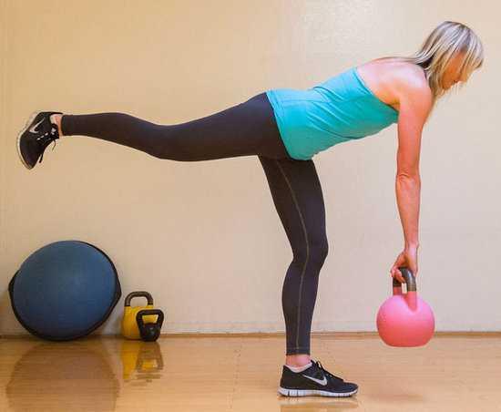 Десять 5-минутных тренировок для разных группы мышц от дениз остин