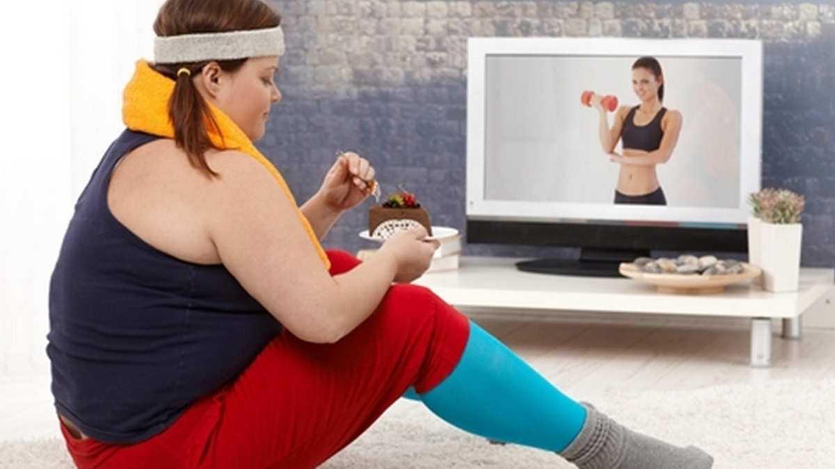 Почему не получается похудеть: основные причины
