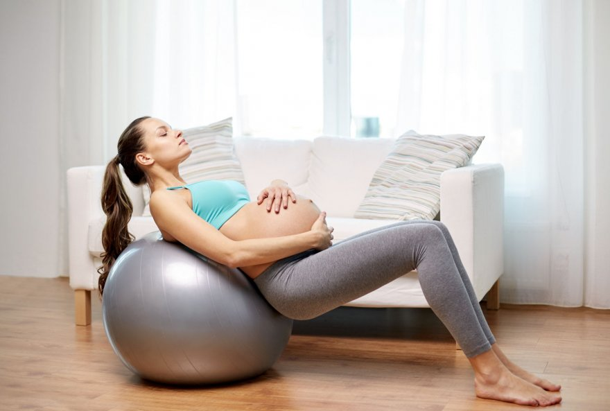 Фитнес для беременных: 7 лучших видео-тренировок. эстетический гид.