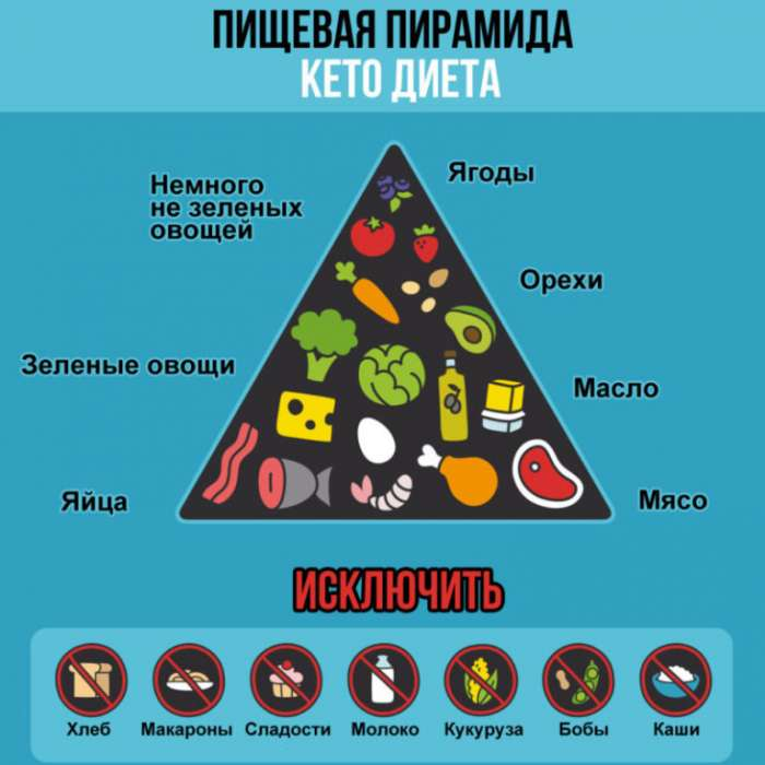 Кето диета — избавиться от жира или сохранить здоровье