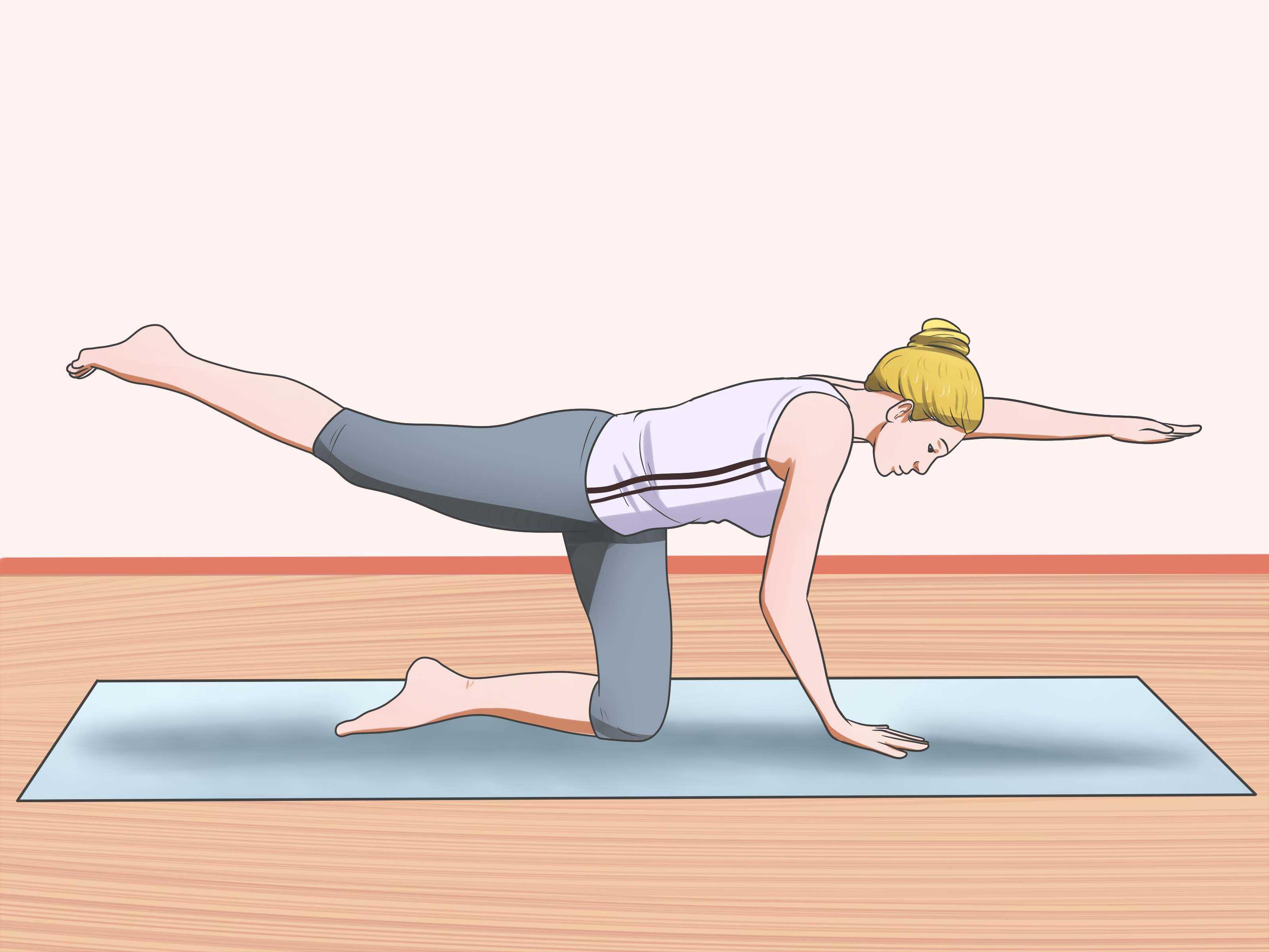 Как убрать складки на спине: рекомендации и упражнения для похудения спины