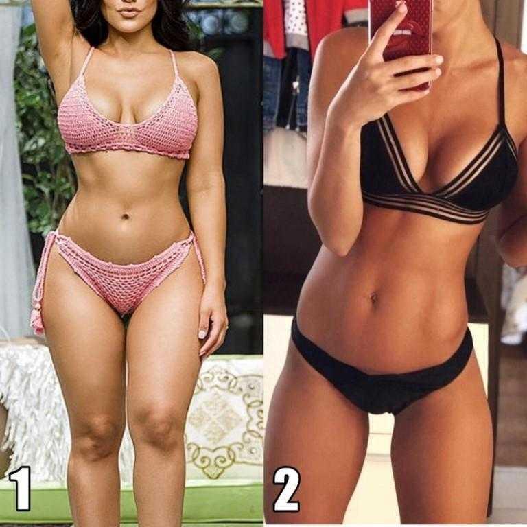 Идеальная фигура: идеальное тело, упражнения, параметры