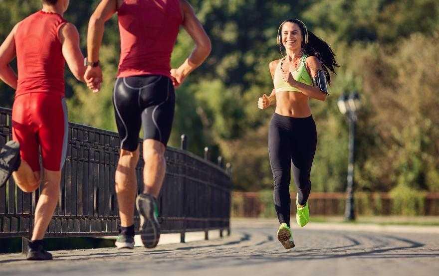Как бег влияет на душевное здоровье человека