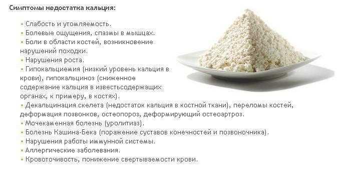 15 продуктов содержащих кальций в большом количестве