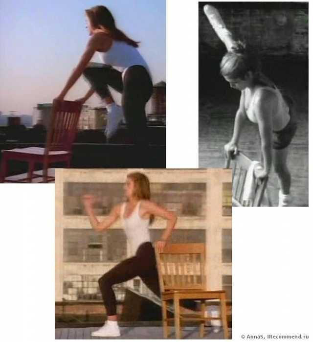 Программа тренировок синди кроуфорд