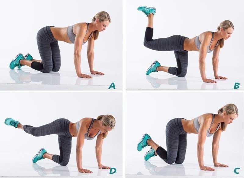 Топ-30 лучших упражнений для стройных ног + план (фото)