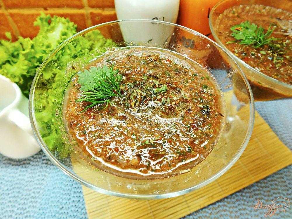 Холодный суп гаспачо — рецепт классический с фото пошагово