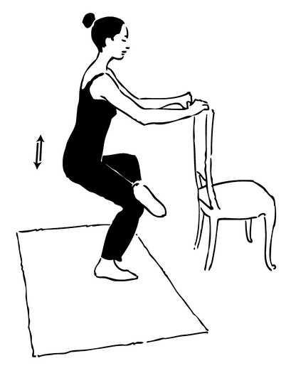 Тренировка для стройных и красивых ног от голливудского хореографа - лайфхакер