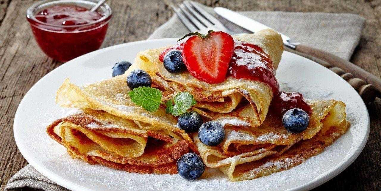 Протеиновые блинчики: рецепты для спортивного питания