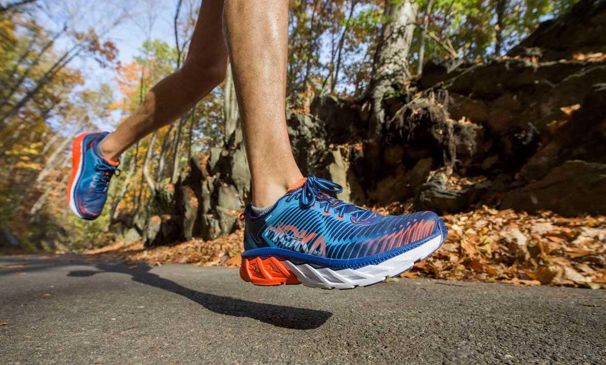 Как правильно выбрать кроссовки для бега?  