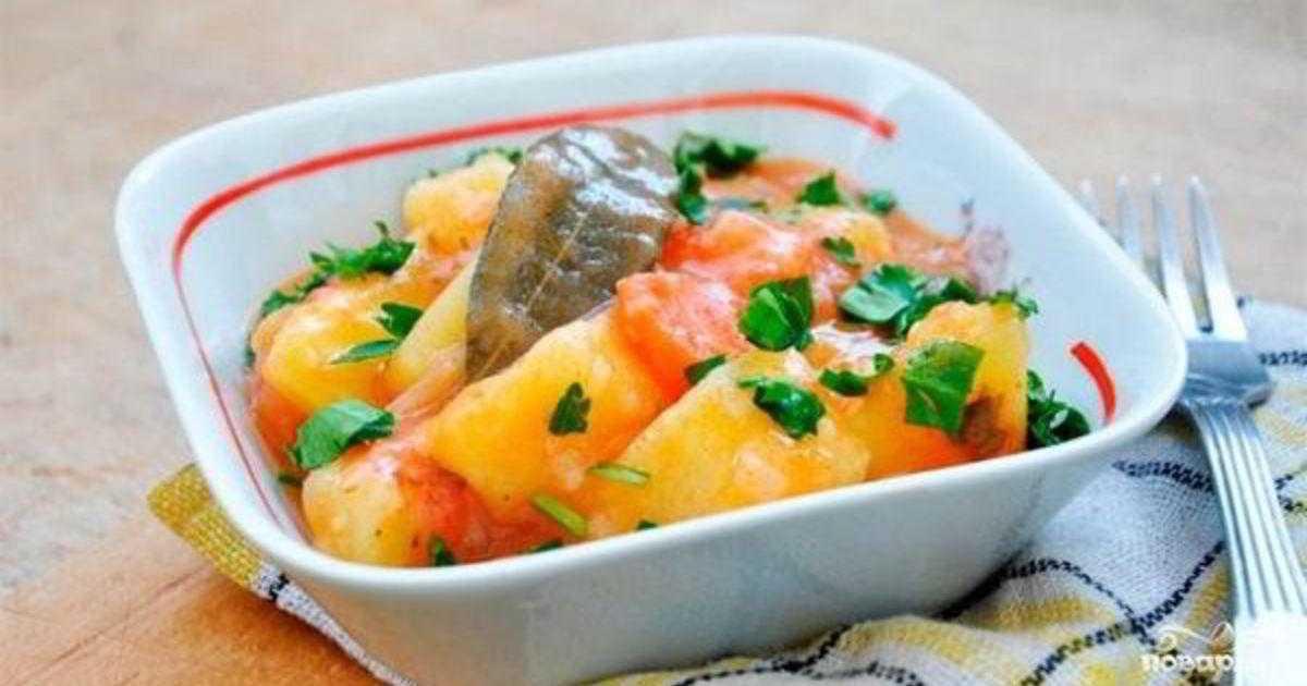 Овощное рагу с мясом — пошаговые рецепты мясного рагу с овощами