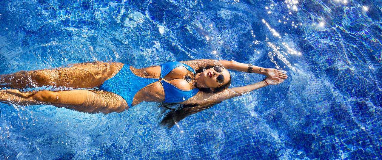 Эффективное плавание в бассейне для похудения – секреты больших результатов