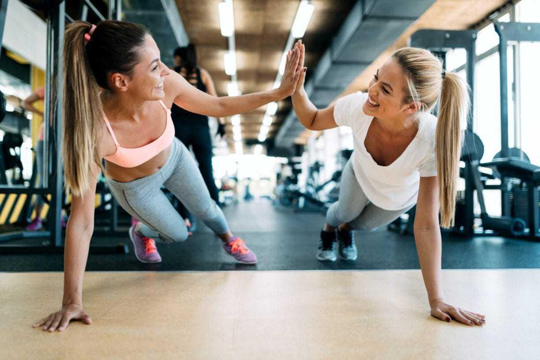 Фулбоди (full body)— силовая тренировка на все тело