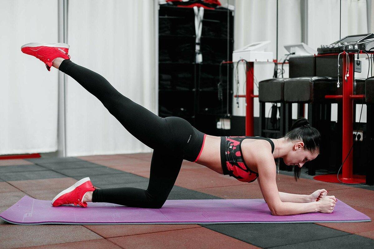 10 лучших упражнений для ягодиц - лайфхакер