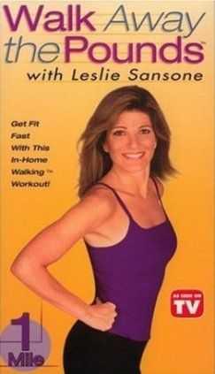 Обзор тренировок лесли сансон: ходьба для похудения