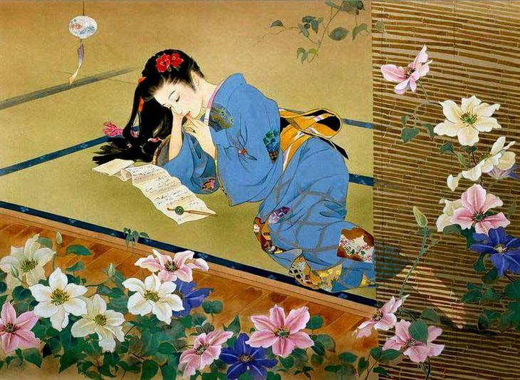 Женщины-легенды: секреты красоты японских гейш