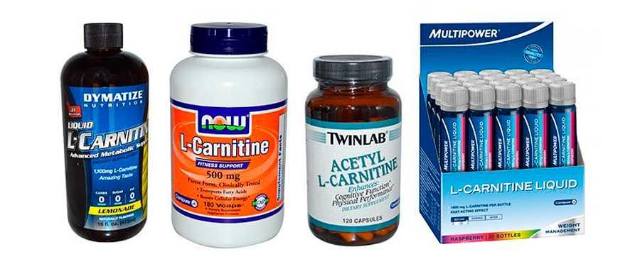 Л-карнитин для похудения: отзывы, инструкция по применению
