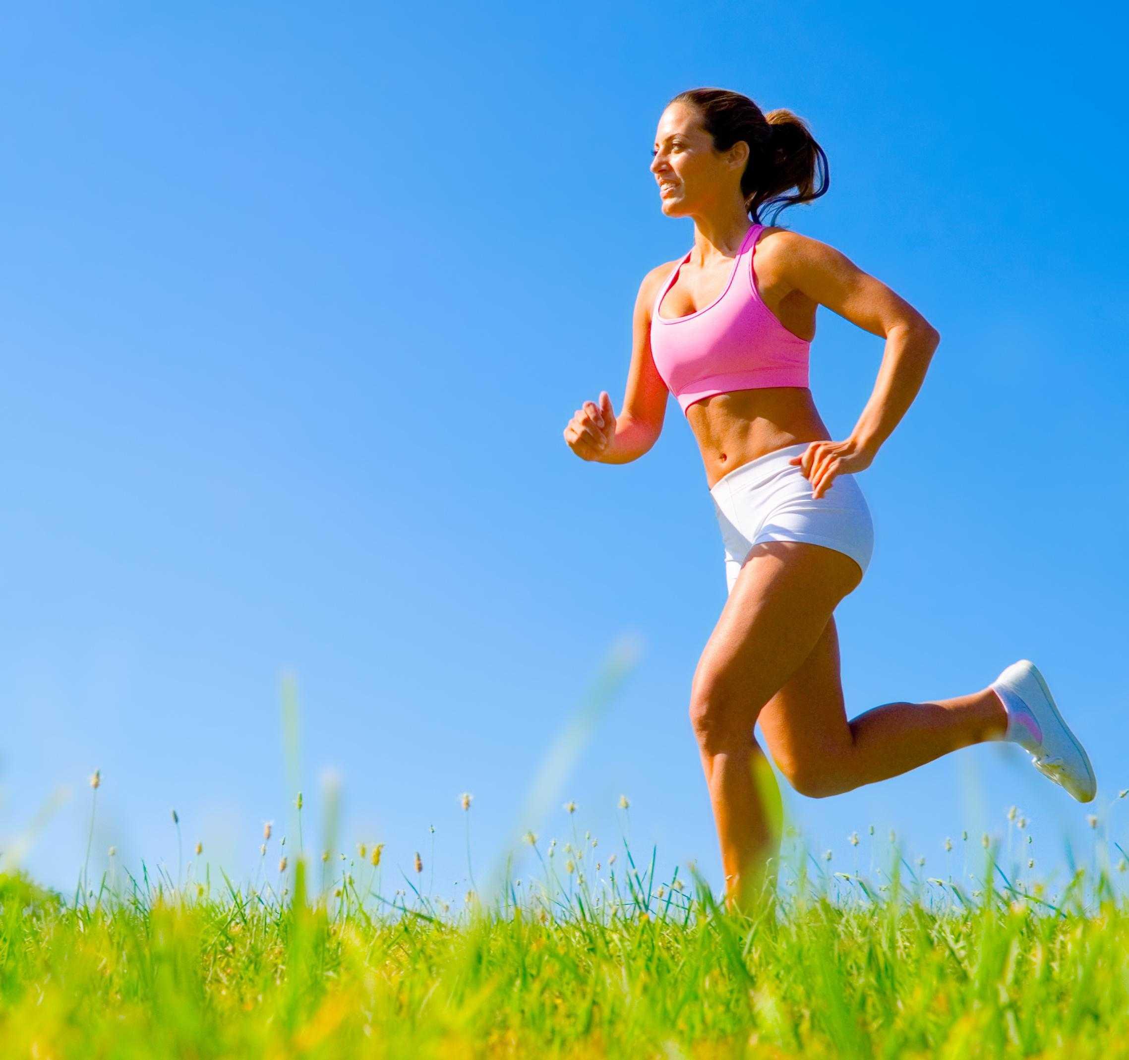 Самые эффективные упражнения для поддержания формы :: тренировки ::  «живи!