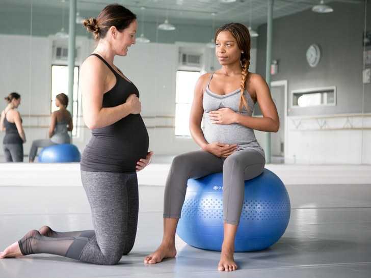 Спорт для беременных: за и против, можно беременным заниматься спортом в домашних условиях