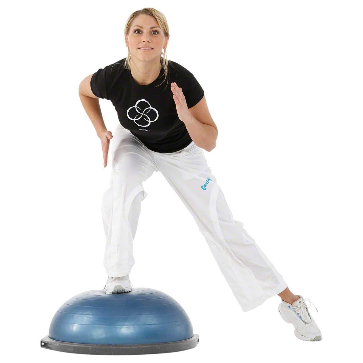 Bosu (босу) фитнес - суть и плюсы данного направления