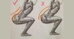 Почему болит поясница после приседаний со штангой - заметки врача