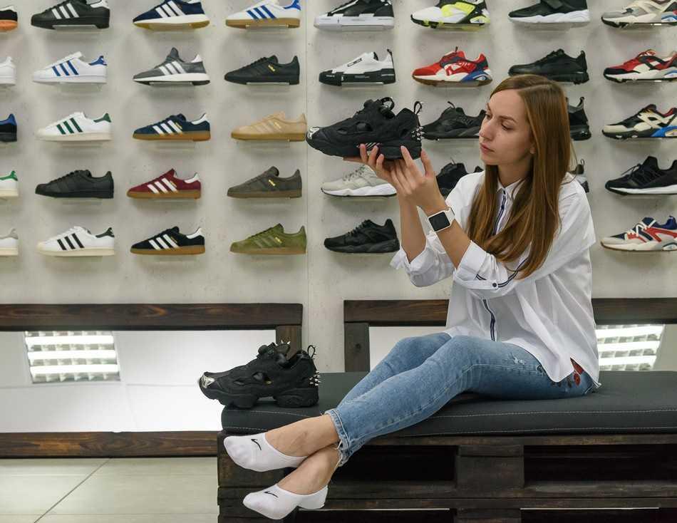 Кроссовки для города — топ-10 моделей 2020 года