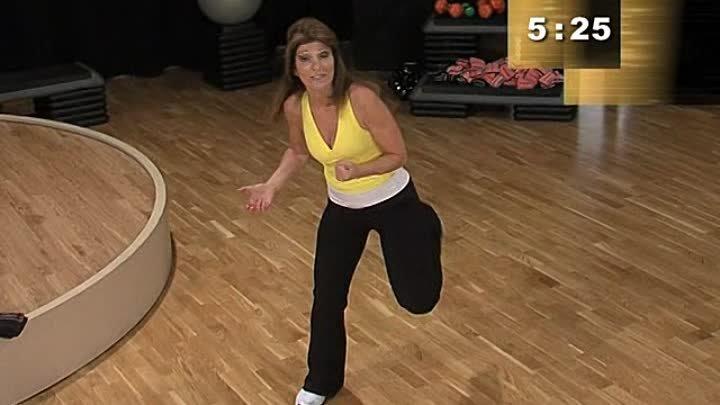 Тренировка с лесли сансон. описание программы с лесли сансон