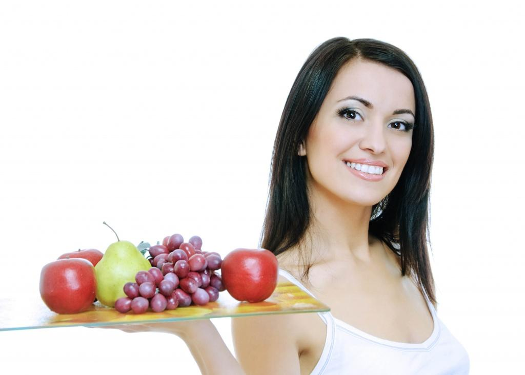 Витаминизация волос при помощи правильного питания