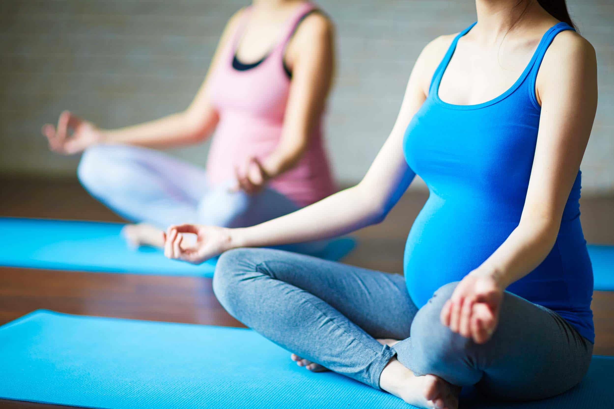 Фитнес во время беременности: топ лучших тренировок