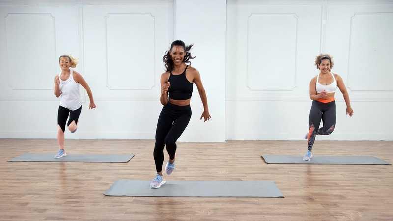 Худеют все: жиросжигающая тренировка без прыжков и бега :: фотокомплексы :: «живи!»