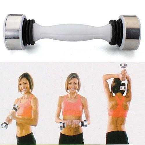 Выбор оптимального веса гантелей для женщин