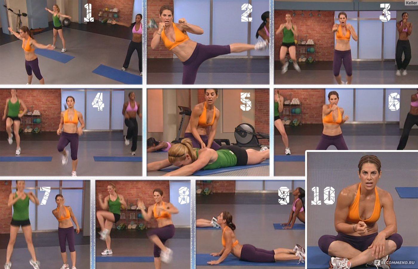 Похудение с джиллиан майклс за 30 дней - уровни тренировок для стройной фигуры, видео
