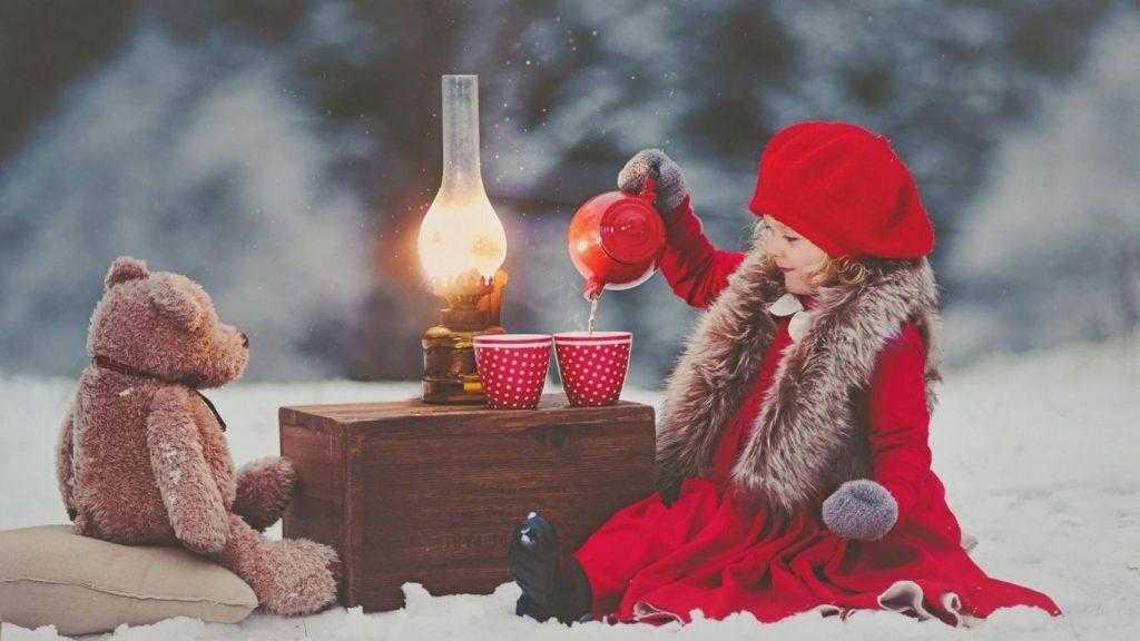 Почему зимы стали теплее? — блог викиум