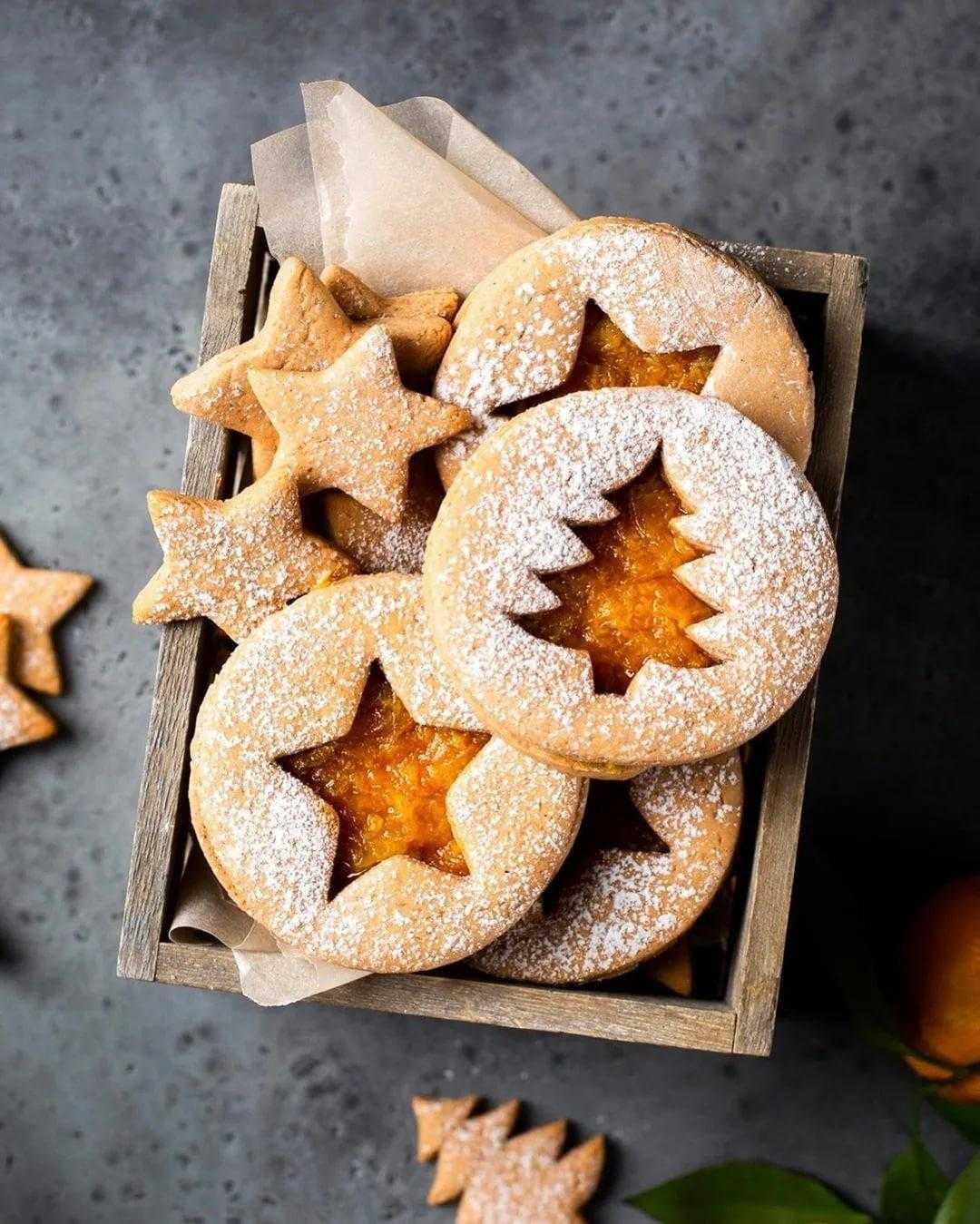 Пирожные ''мандарины'' из теста моти – кулинарный рецепт