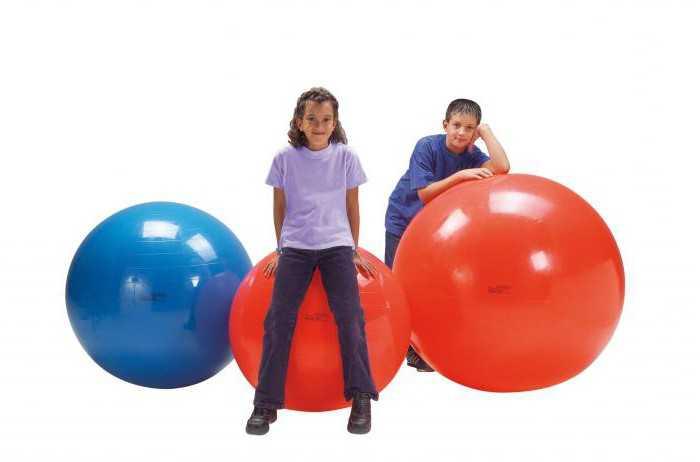 Правильный мяч для фитнеса (гимнастический мяч): правила выбора фитбола