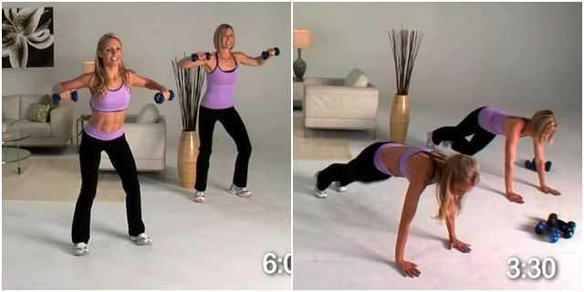 Хотите похудеть и убрать проблемные зоны Предлагаем вам 3 эффективные жиросжигающие программы от Трейси Маллет, которые вы еще не пробовали