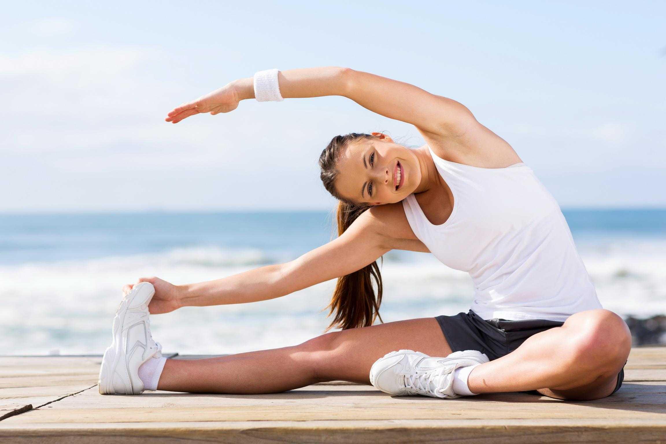 Топ-5 упражнений для поддержания фигуры в отличной форме